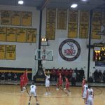 TC Central hosted the Marquette Redmen.