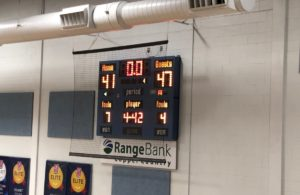Your Marquette Redettes took home the win over the Calumet Copper Kings by a score of 47-41 Friday night on 97.5 GTO-FM!