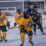 The Marquette Redmen and Marquette Mutineers will be on the ice next week.