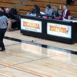 The Redettes took on the Eskymos at Escanaba on Fox Sports Marquette 105.1-99.9.