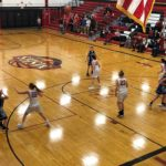 Marquette's defense stopped Calumet in their tracks.