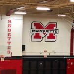 The home of the Marquette Redettes.