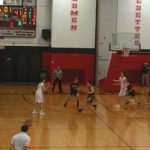 The Marquette Redmen took down the Menominee Maroons 70-50 on Fox Sports 105.1-99.9.