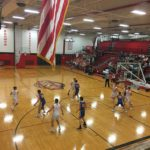 The Marquette Redmen hosted the Flivvers tonight.