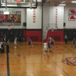 The Marquette Redmen were unstoppable this evening.