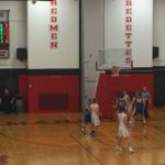The Redmen won at home tonight against the Flivvers.