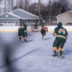 The Mutineers had strong control of the puck throughout the game.