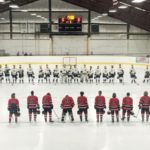 The National Anthem and player introductions