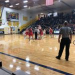 The Redettes won this match-up against Negaunee 51-50!