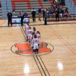 The Gremlins take center court.