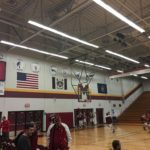 The home of the Menominee Maroons.