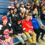 Marquette's fans showed up in force to support the Redmen