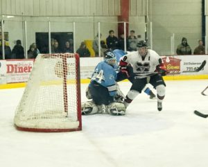 Marquette's first goal of the game