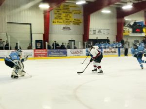 Goal #2 from Marquette just minutes after the first