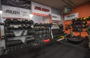 Blackfly CrossFit has all of the equipment you need for a successful workout.