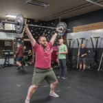 The CrossFit Open workouts are judged on completion and technique.
