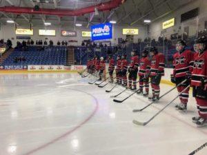 Your Marquette Redmen Hockey Team