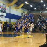 The Chemics defeated the Redmen tonight 49-26.