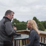 Mark Evans interviewing Roxanne Daust, President of of Range Bank.