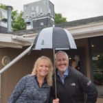 Check out these awesome Bay Cliff Golf Club Umbrellas.