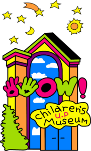 Call the U.P. Children's Museum at (906) 226-3911
