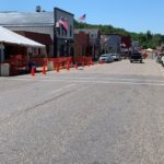 Negaunee was getting ready for the Pioneer Days parade