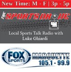 The Sports Drive on Fox Sports Marquette - 105.1 and 99.9