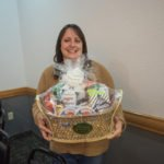 Angela Lindstrom is our winner of the Econo Foods basket!