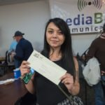 Haley Roberts from Marquette was our free night stay at The Landmark Inn winner!