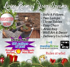 Win the Living Room of Your Dreams from Interiors by Design