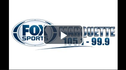 Listen to Fox Sports Marquette 105.1 & 99.9 Live