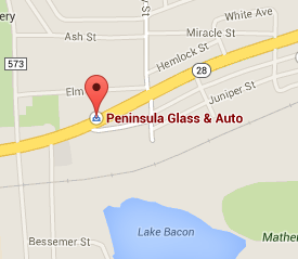 Find Peninsula Glass on Google Maps