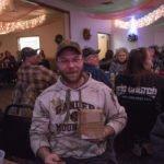 Winner of Chevy mug and coasters from Eric Kuntz!