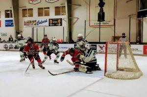 Marquette Redmen vs Saginaw Heritage Hawks
