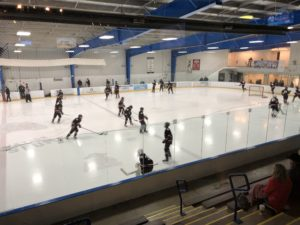 Marquette Redmen Hockey VS Macomb Dakota Cougars
