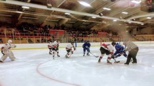 Marquette Redmen vs Calumet Copper Kings