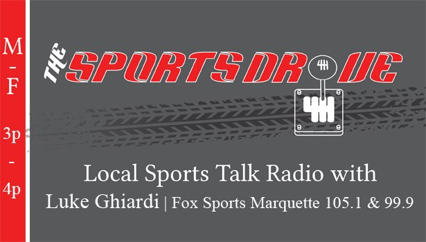 The Sports Drive Local Sports Talk Radio Show