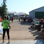 The party was held at Northland, Lawn, Sport & Equipment in Negaunee!